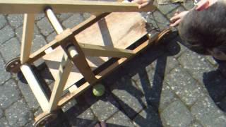 Awsome Homemade Trebuchet/catapult