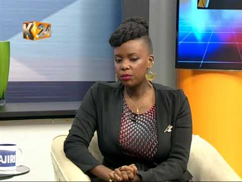 up-close and personal with Dr.Kizzie Shako, senior forensic medical officer