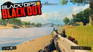 BLACK OPS 4 BLACKOUT - SNIPER + RAYGUN SETUP GAMEPLAY! (Call of Duty Blackout)