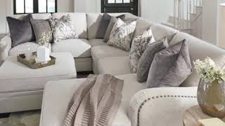 Ashley Signature Sectional Sofa Couch NEW Savvy Discount Furniture Plush Comfy Seating