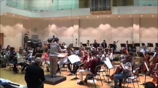 Orchestration - Beethoven Piano Sonata no.3, mov.III - scherzo