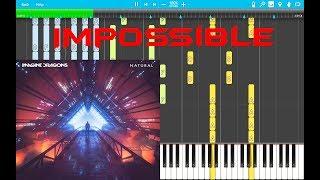 Video Imagine Dragons - Natural Piano IMPOSSIBLE download MP3, 3GP, MP4, WEBM, AVI, FLV September 2018