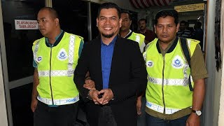Jamal charged with leaving country illegally posts RM4000 bail