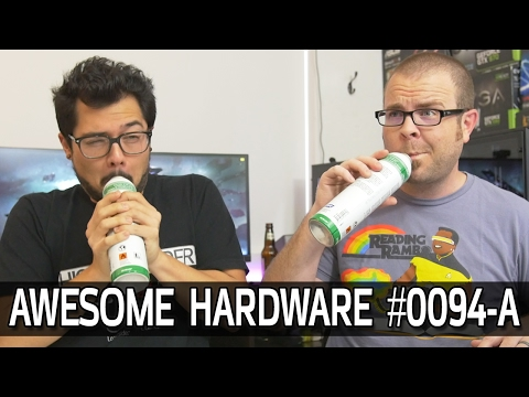 Awesome Hardware #0094-A: Now Featuring Endowment Sliders