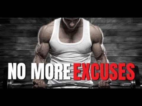 NO MORE EXCUSES Feat. Billy Alsbrooks (New Powerful Motivational Video Compilation)