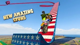 STUNT BIKE IMPOSSIBLE RACE MOTO DRIVE GAME ANDROID - Motor Cycle Games To Play | Bike Games Download