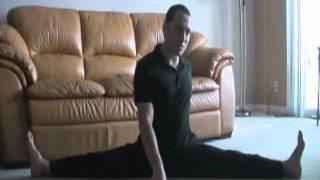 Side Split Stretches- Side Split Straddle Training How To Do The Splits