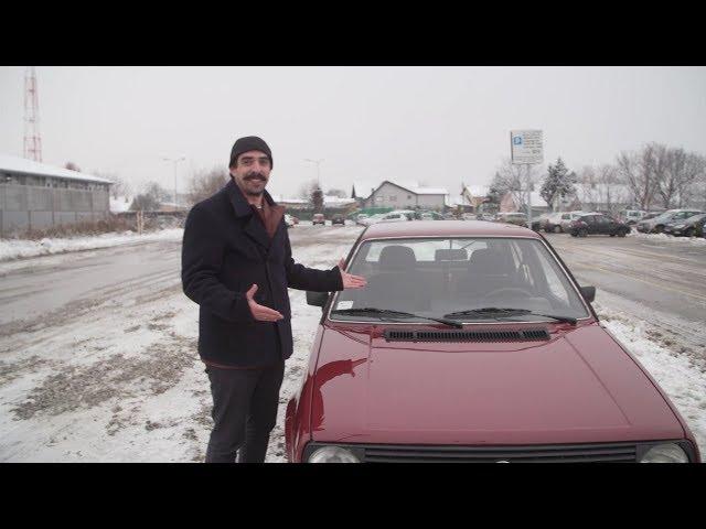 Državni posao na Polovnim automobilima - Dragan Torbica testira Golf dva