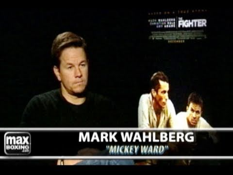 Mark Wahlberg & Christian Bale Discussing 'The Fig...
