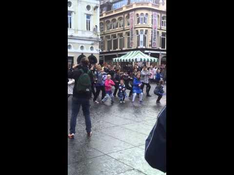 Md productions flash mob
