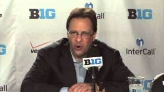 Big Ten Tournament Postgame Press Conference - March 15, 2013