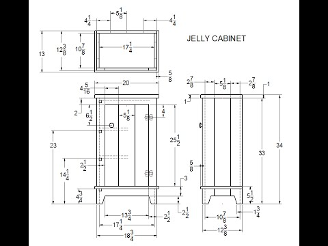 Jelly Cabinet Build
