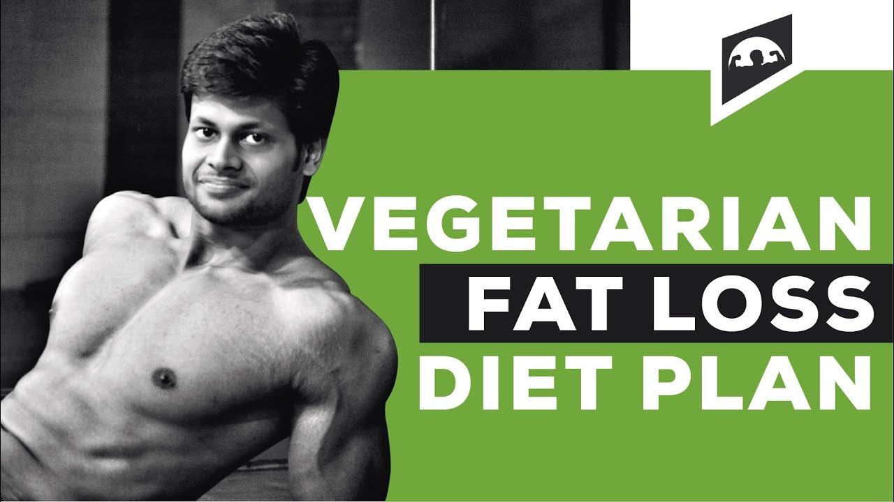 FAT LOSS DIET PLAN FOR VEGETARIANS    FULL DAY OF EATING    BEGINNERS
