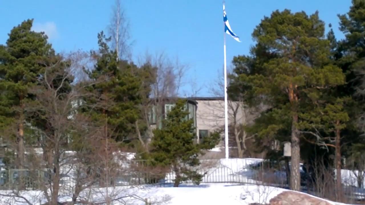 Mäntyniemi Helsinki