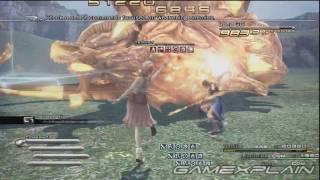 Final Fantasy XIII Video Walkthrough: Long Gui Made Easy (5 Stars)