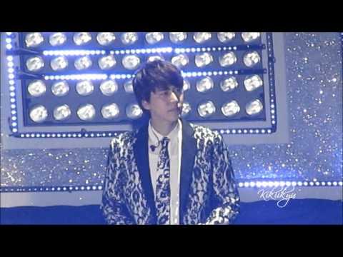 130706 SS5 SG - Ballad Medley: Bittersweet Someday Memories (Kyuhyun)