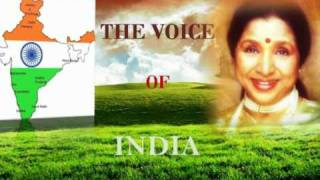 ASHA BHOSLE - THE NIGHTINGALE OF ASIA & THE VOICE OF INDIA (PART - 2)