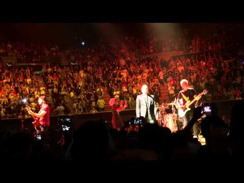 Angel of Harlem by U2 at The Forum May 27, 2015