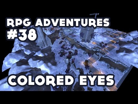 RPG Adventures #38 | Spam, Massa & Bergie