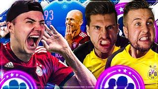 FIFA 19: 93er Arjen ROBBEN SQUAD BUILDER BATTLE 🔥