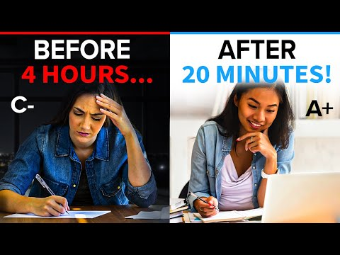 The Habits of Highly Successful Students - 7 BEST Study Tips From A COLLEGE PROFESSOR