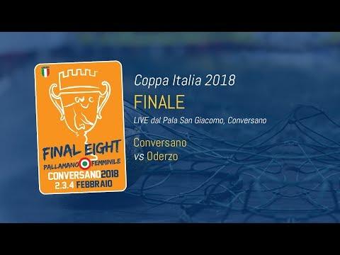 Coppa Italia 2018 [Finale]: CONVERSANO-ODERZO