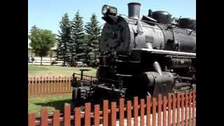 Heritage Park Train July 2012 Thumbnail