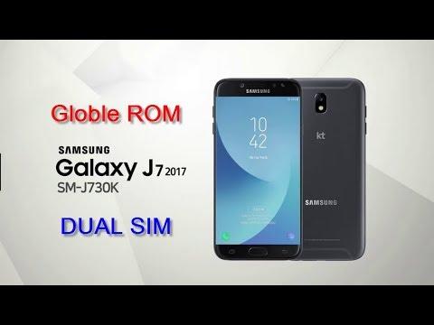 Rom Samsung J7 Dual Working With Sm-j730k 2017 Galaxy Globle Sim