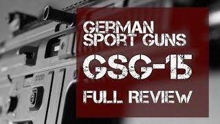 GSG-15 Review: Unhappy Customer!!