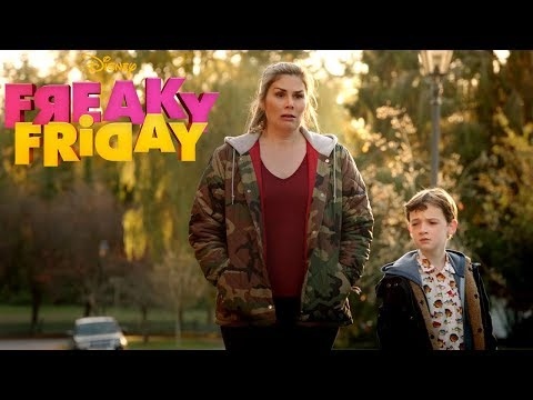 Parents Lie ⏳ | Freaky Friday | Disney Channel