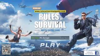 Rule of Survival Waiting Music   Lobby music   OST