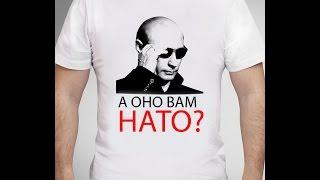 Лучшие футболки с Путиным(В последнее время резко вошли в моду футболки с Путиным. Даже по центральному телевидению был неплохой..., 2015-07-03T07:02:10.000Z)