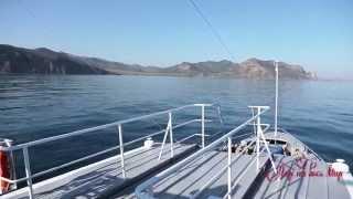 Пир на весь мир. Кейтеринг на яхте(Организация кейтеринга для гостей конференции на катере из г. Ялта в г. Судак и обратно. Пир на весь мир...., 2015-08-11T14:07:34.000Z)