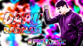 Daru Badnam Kardi Dj Remix   Amit Saini Rohtakiya New Haryanavi Song 2020   दारु बदनाम करदी अमित