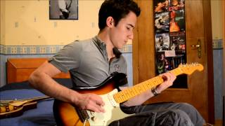 Arthur Smith - Guitar Boogie cover by Florian