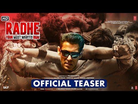 Radhe Official-Teaser, Final Report Full Details | Salman Khan | Disha Patani | Randeep Hooda