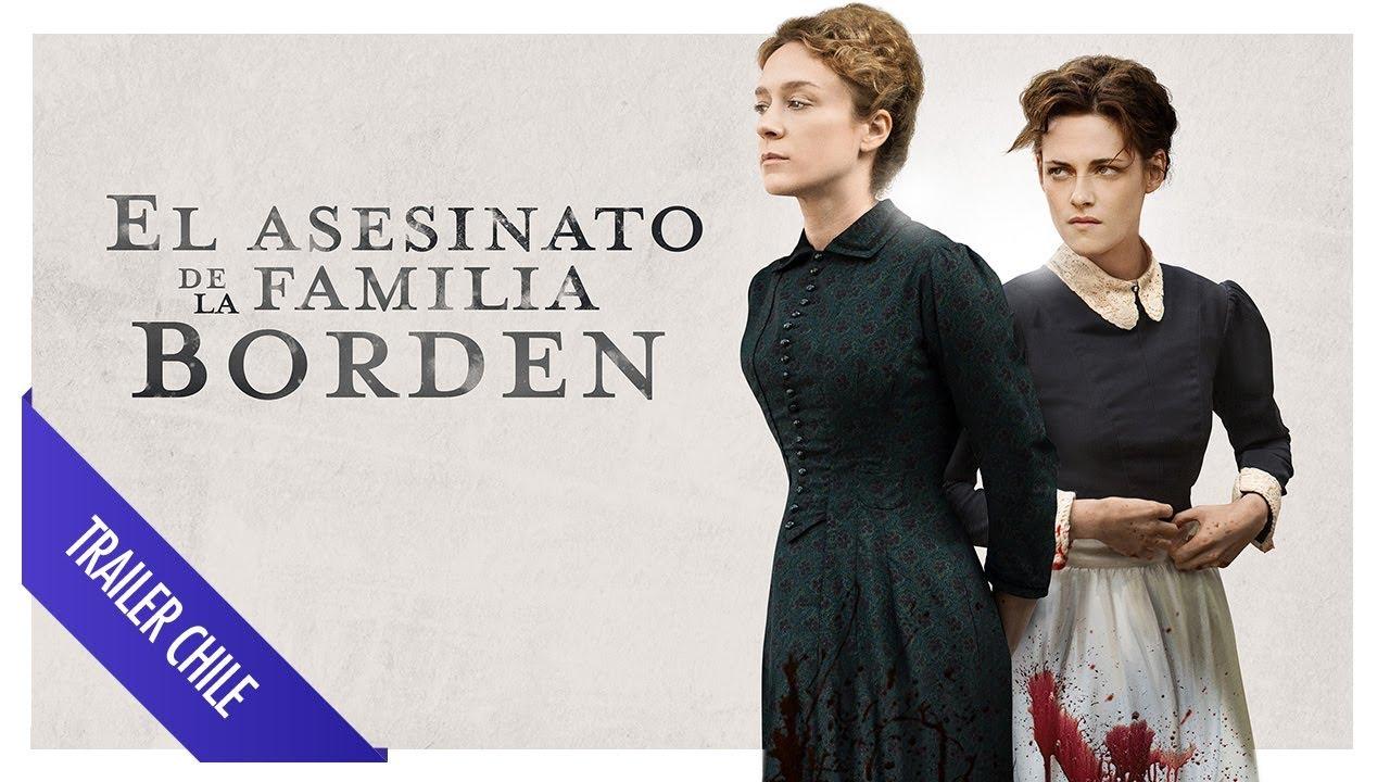 El Asesinato De La Familia Borden | Trailer Oficial | Chile