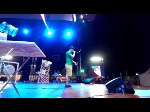 Beatbox Crunksta - Dubai Food Carnival 2014 @ DFC