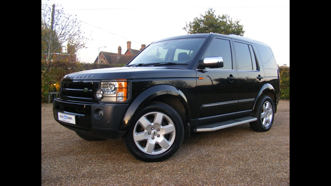 2007 land rover discovery 3 tdv6 hse for sale in kent youtube. Black Bedroom Furniture Sets. Home Design Ideas