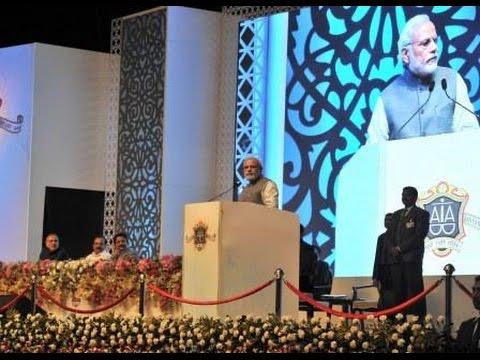 PM Modi attends 150 years celebrations of the Advocates' Association of Western India, Mumbai