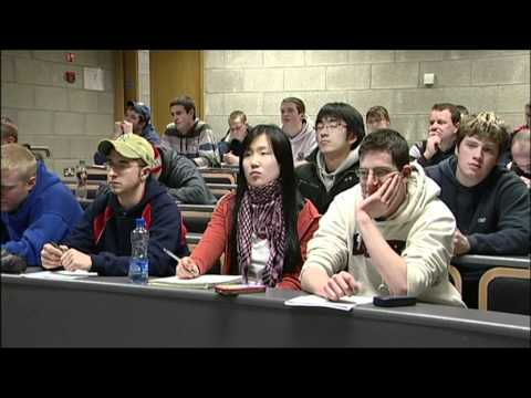 Waterford Institute of Technology, Ireland- Chinese DVD - YouTube