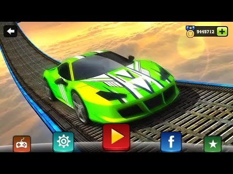 Impossible Stunts Car Tracks 3d Car Games 1 Car Racing Games