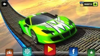 IMPOSSIBLE STUNTS CAR TRACKS 3D #Car Games 1 #Car Racing Games #Videos Games For Children Kids Girls