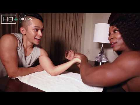 Muscular Girl beats a guy from YouTube · Duration:  3 minutes 17 seconds