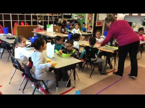Bethlehem students attend full-day kindergarten