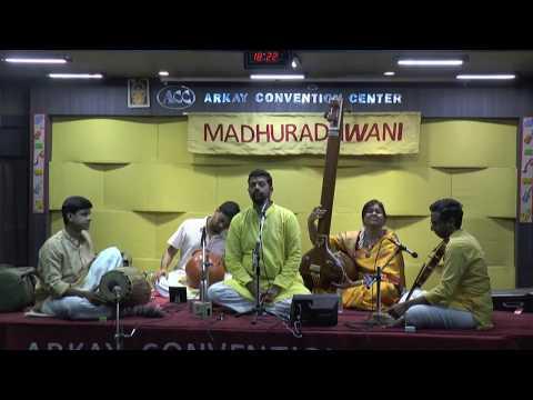 Madhuradhwani-Sriram Parthasarathy Vocal