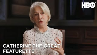Catherine the Great (2019): Becoming Catherine the Great ft. Helen Mirren Featurette | HBO