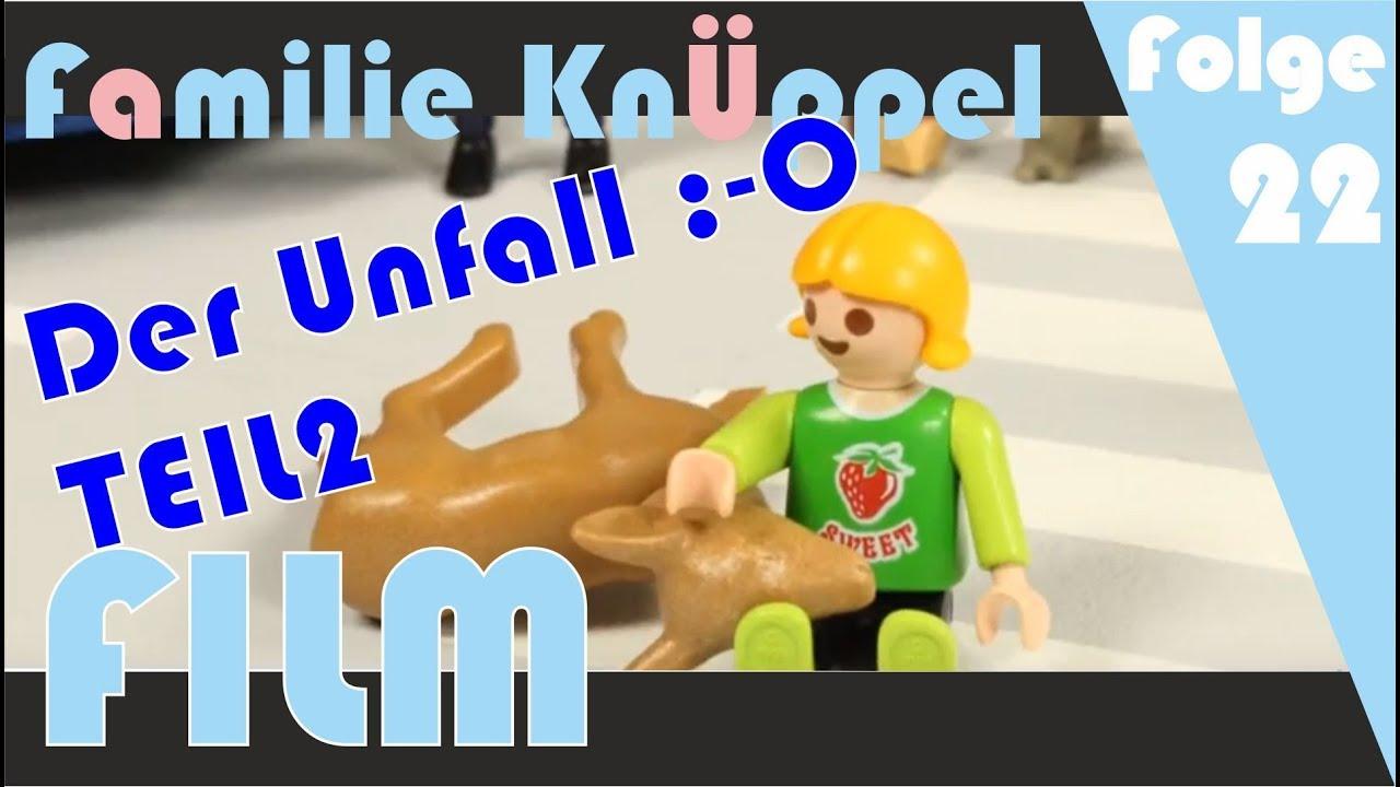 Chrischis Unfall Playmobil Film deutsch Kinderfilm Kinderserie Batman Hulk TEIL 2