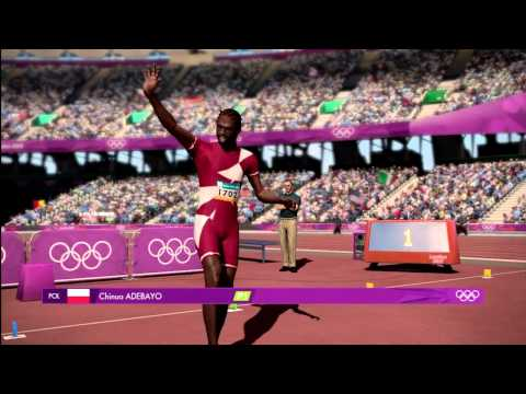 Olympic Record | Men's High Jump | London 2012:The Olympic Games | XBOX 360 | Hard