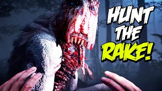 NEW Play As RAKE Horror Game IS INSANE! - In Silence